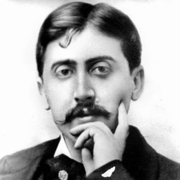 Marcel Proust by Swedish photographer Otto Wegener 1900
