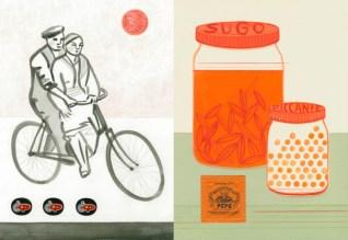 La cucina verde: Larissa Bertonasco