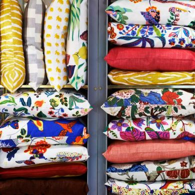 Cushions Josef Frank