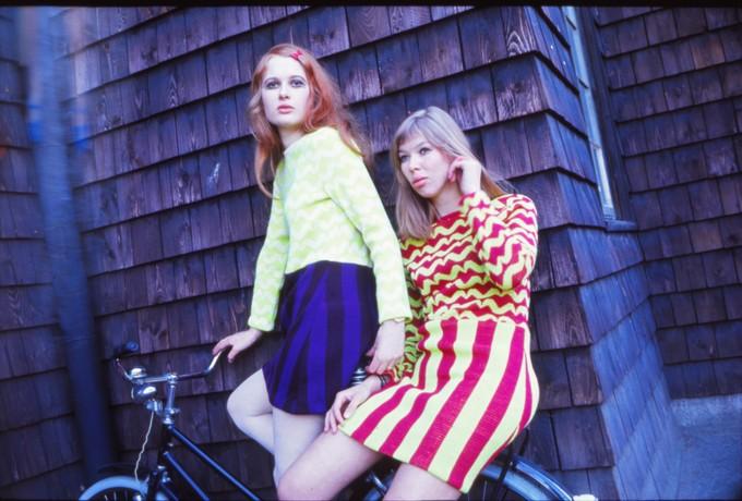 Mah-jong style from the '60s. Photo Carl Johan De Geer