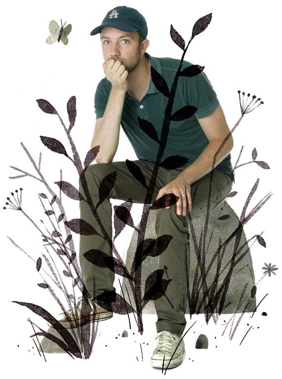 Jon KlassenJon Klassen photocredit Brian Davies illustration Jon Klassen
