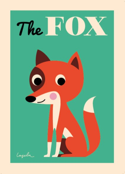 Ingela P Arrhenius The Fox