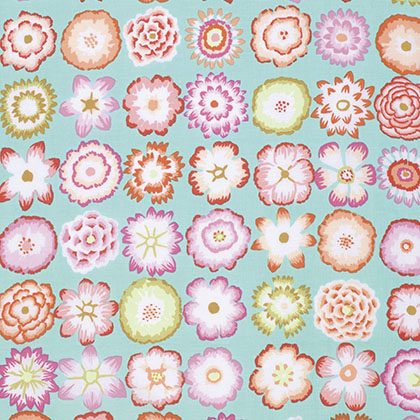 Kaffe Fassett Buttonflowers for Free Spirit