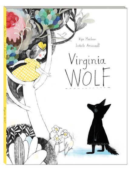 Virginia Wolf, 2011, by Isabelle Arsenault