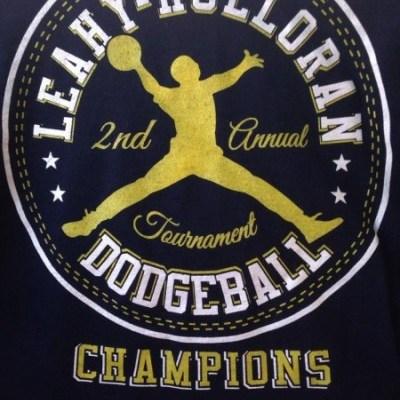Dodgeball Champs…