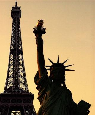 For Paris…