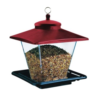 Audobon Woodlink Cafe Bird Feeder | $17.99