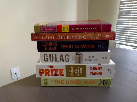 Pulitzer books