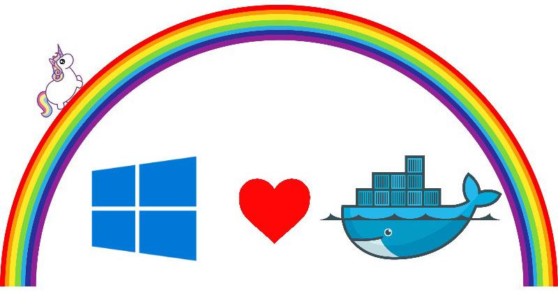 Краткое введение в Windows контейнеры