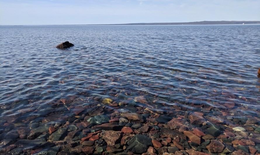 Марш-бросок по канадским Великим озерам — финал