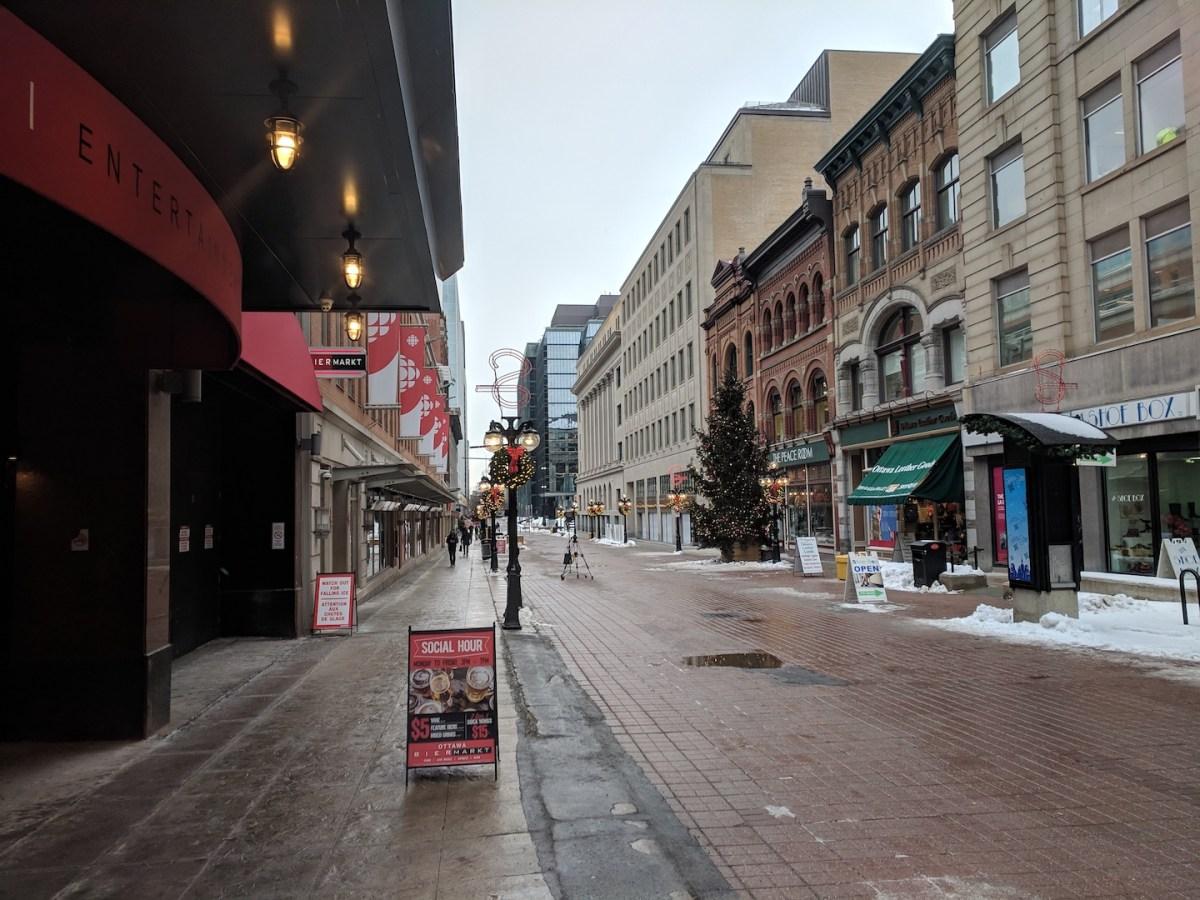ottawa downtown