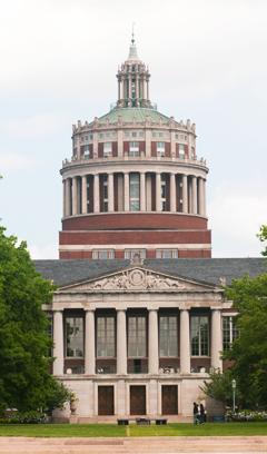 Rush Rhees Library