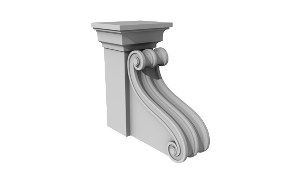 Carillon scroll render