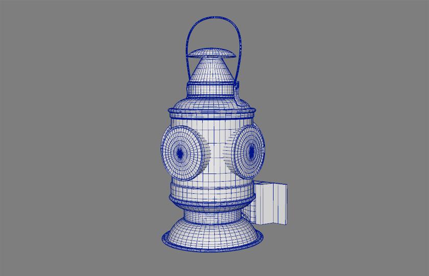 Marker Lamp