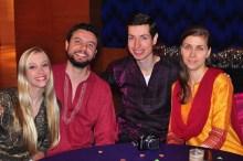 Lissa, eu, Emil e Denitsa