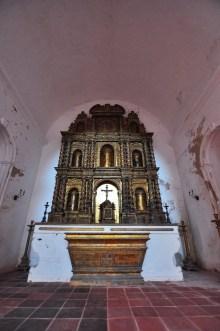 Altar da Antiga Igreja de São Paulo
