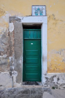 A pequena porta da Mesquita