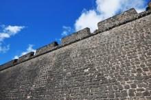 As altas paredes