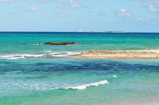 Esse lugar foi recorde de variação de cores no mar.