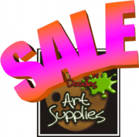 Labor Day Weekend Sale Saturday 3rd - Dots 'N Doodles Art