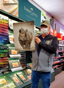 FREE COLORED PENCIL DEMONSTRATION @ Dots 'N Doodles Art Supplies