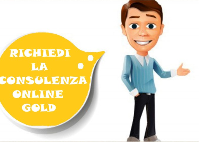 consulenza online gold