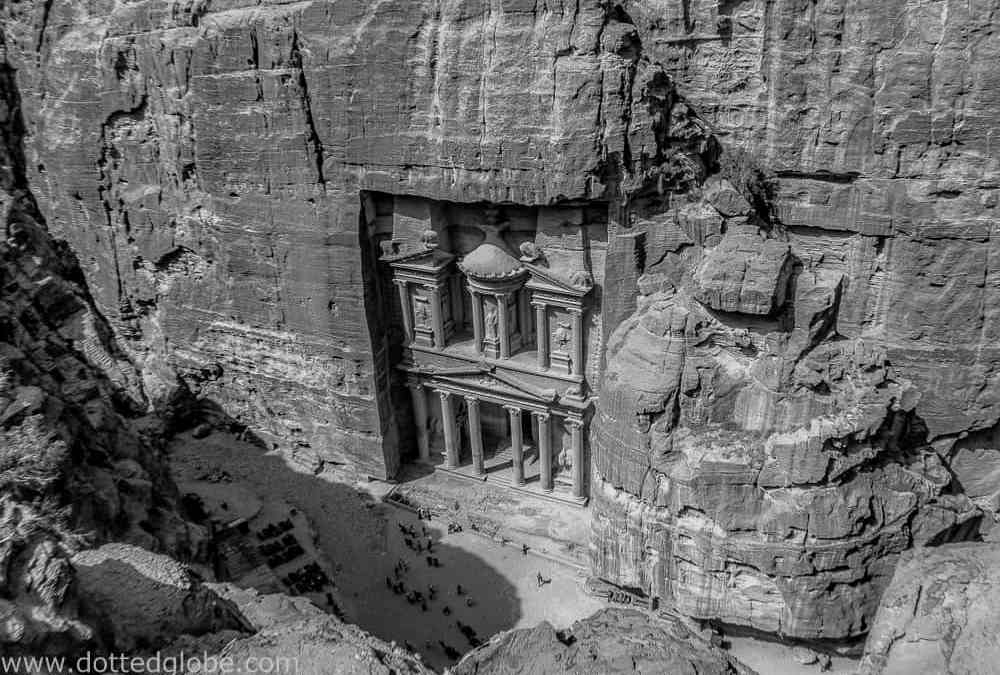 Petra's secret: The little known Treasury Overlook trail