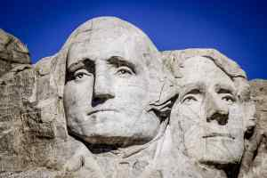 Mt Rushmore www.dottedglobe.com
