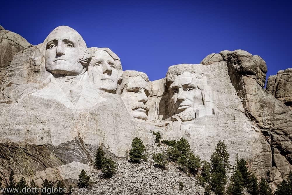 Mount Rushmore National Memorial 'The shrine of Democracy'