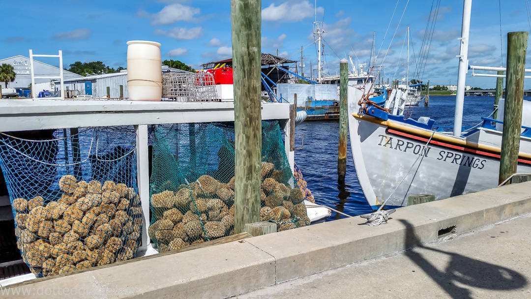 Rambling guide to Tarpon Springs, Florida & delectable Hellas