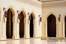 Muscat Sultan Qaboos Grand Mosque, Oman