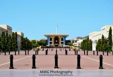 Sultan's Al Alam Palace, Oman