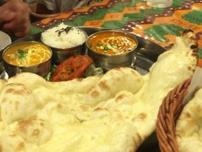淡路『ガンガマハル』お値打ち価格でキラリと光るインド料理店