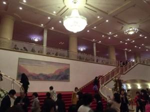 宝塚大劇場の写真スポット