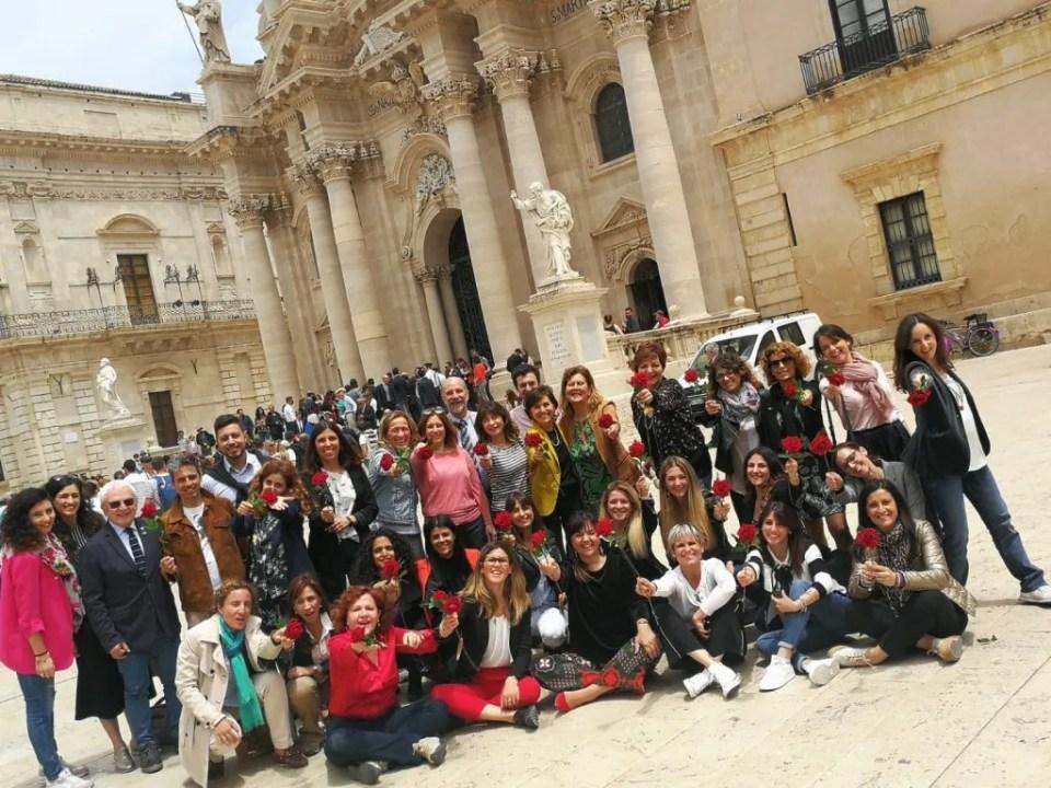 L'equipe DCA SIRIDAP Italia