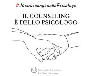 Il counseling è dello psicologo