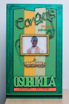 Coronation Greeting Card (30 x 13' inches) - Price: N10000