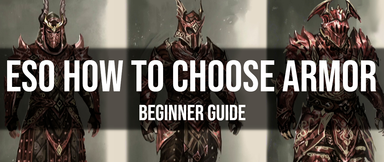 ESO How to Choose Your Armor - Dottz Gaming