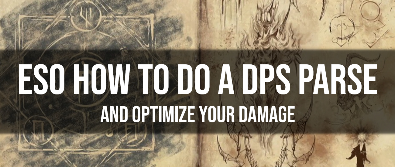How to do a DPS Parse & Optimize Your Damage - Dottz Gaming