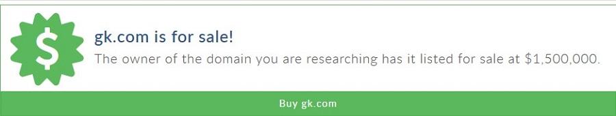 GK.com
