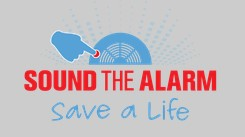 Red Cross Sound The Alarm