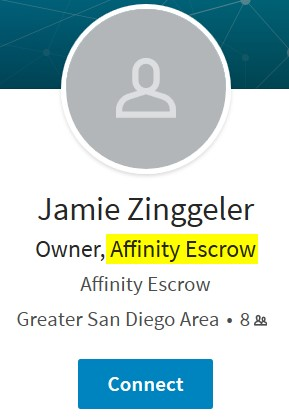 Affinity Escrow