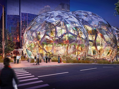 Amazon HQ2 Detroit?