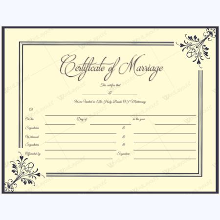 Marriage Certificate 09 BLK 1 450×450