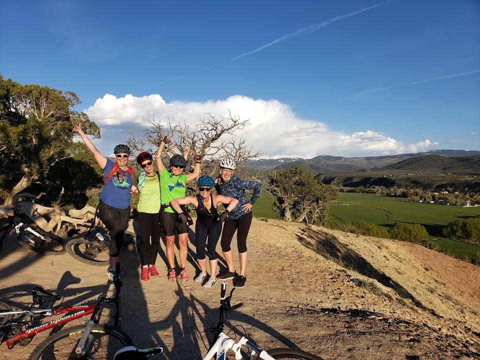 jamie ohern mountain biking