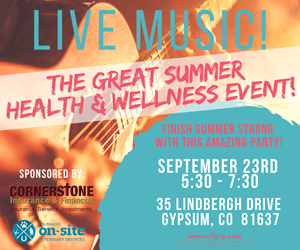the great summer health and wellness event