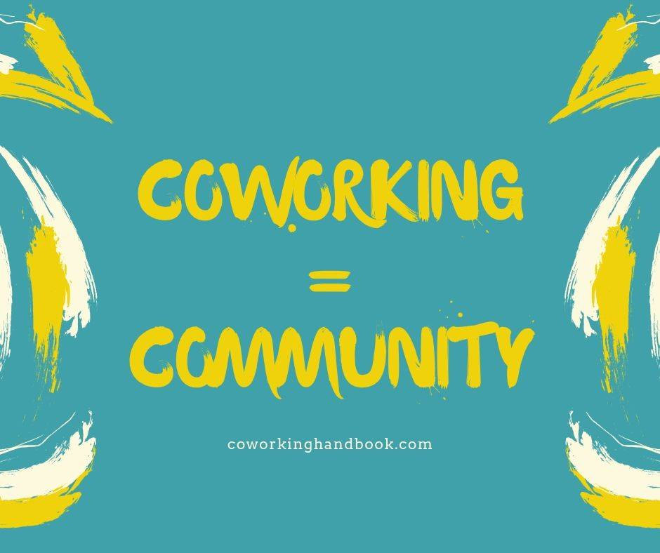 co working community