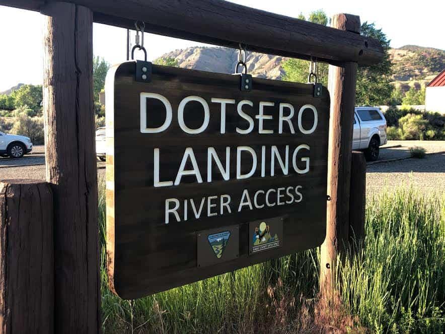 dotsero river landing