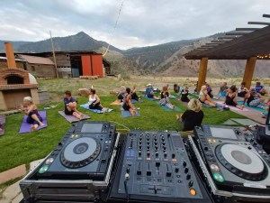 yoga beat end of summer