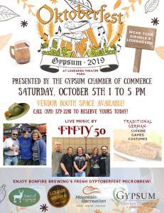 gypsum oktoberfest